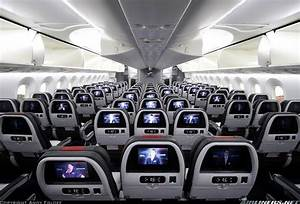American Airlines Boeing 787-8 Dreamliner Economy Class ...