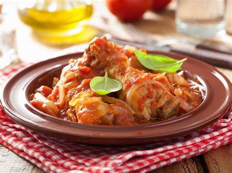 sos cuisine com poulet chasseur