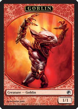 channel fireball goblin token magic singles 187 scars of mirrodin block 187 new phyrexia