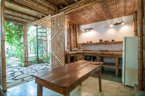 bamboo house sustainable home interior design  nicaragua founterior