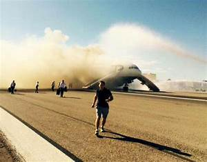 Ba Plane Fire Horror  Multiple Breaches Of Engine Case