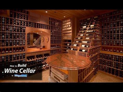 whisperkool   build  wine cellar youtube