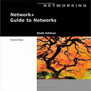 Solution Manual For Network  Guide To Networks 6th Edition
