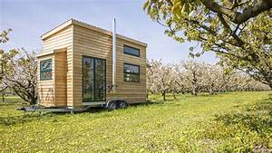 Tiny House Bauen : tiny houses als raumwunder verbietet das bauen ~ Markanthonyermac.com Haus und Dekorationen