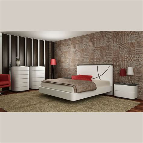 chambre adulte contemporaine chambre adulte contemporaine laque bicolore