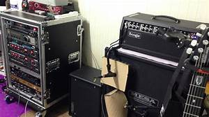 Guitar Rack System Test