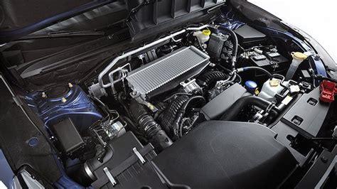 subaru ascent  engine compares  competition