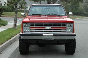 Buy Used 1987 Chevy Silverado 2500 3  4 Ton 4x4 In Glendale