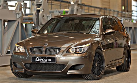 Manufactory Automobiles Gpower  First Class Performance