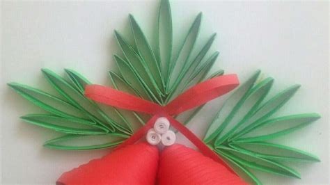 How To Make Quilled Red Christmas Bells Espresso Kitchen Cabinets At Home Depot Green And White Island What Is Best Paint For How To The Refinishing Custom Chicago