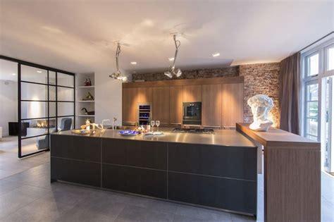 bulthaup cuisine luxe keuken met open industriële karakter huis inrichten com