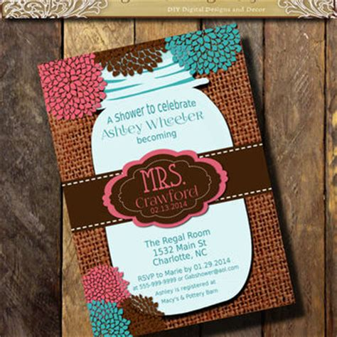 best rustic burlap and lace wedding invitations products