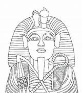 Tut Coloring Sarcophagus Pages Egyptian King Tutankhamun Drawing Egypt Ancient Colouring Queen Pharaoh Colorings Tutankhamen Getdrawings Gold Getcolorings Layer Drawings sketch template