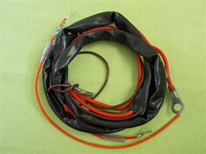 Ih Farmall 12 Volt Wiring Harness Single 1 Wire Alternator