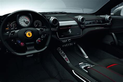 The 2020 ferrari f8 tributo is an entry level supercar that the maranello based company launched in 2019. 2020 Ferrari GTC4Lusso T Interior Review - Seating, Infotainment, Dashboard and Features ...