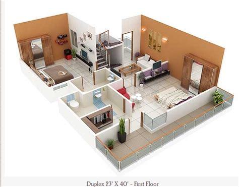 Home Design 15 X 30 Plot : 23 Feet By 40 Feet Home Plan Everyone Will Like