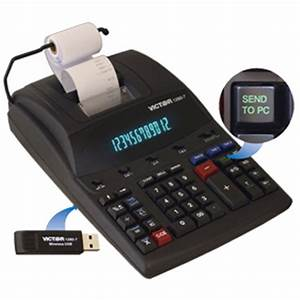 victor 1280 7 12 digit heavy duty commercial printing With printing calculator with letters