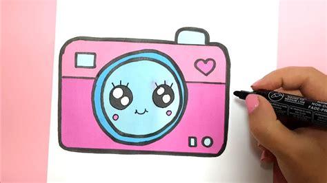 mega kawaii kamera selber malen kawaii bilder youtube
