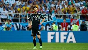 FIFA World Cup 2018: Iceland hold Argentina to 1-1 draw as ...