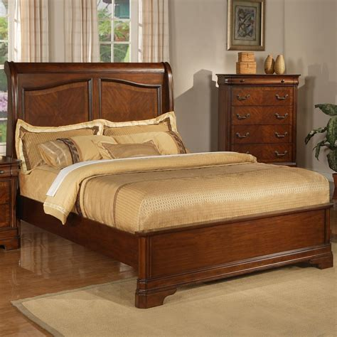 29560 liberty furniture bedroom sets king sleigh bed with low profile footboard by liberty
