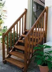 Holztreppe Außen Selber Bauen : holztreppe aussentreppe holz treppen aussen garten holztreppen au en treppe gartentreppen ~ Buech-reservation.com Haus und Dekorationen