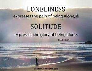 Quotes About Being Lonely. QuotesGram
