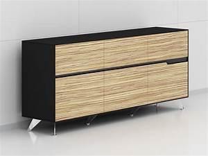 Sideboards Italienisches Design : sideboard b rom bel livorno zebrano g nstig bei jourtym kaufen ~ Markanthonyermac.com Haus und Dekorationen