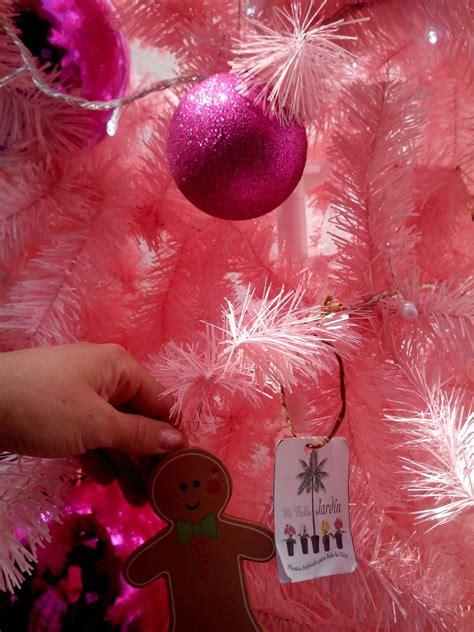 arbol de navidad rosa 2 850 00 en mercado libre