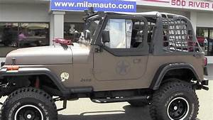 1992 Jeep Wrangler Custom From Milamauto Com