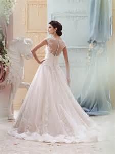 wedding dresses david tutera david tutera wedding dresses 2016 modwedding