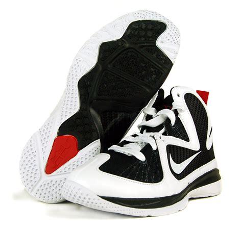 nike lebron 9 ps sz 12 preschool boys basketball shoes 150 | 472665 101 2