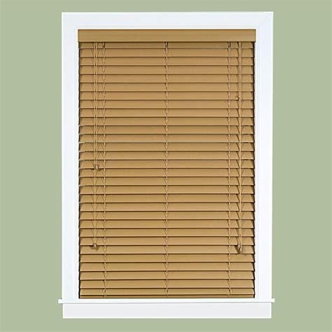 Faux Window Blinds by Faux Wood Plantation Window Blinds