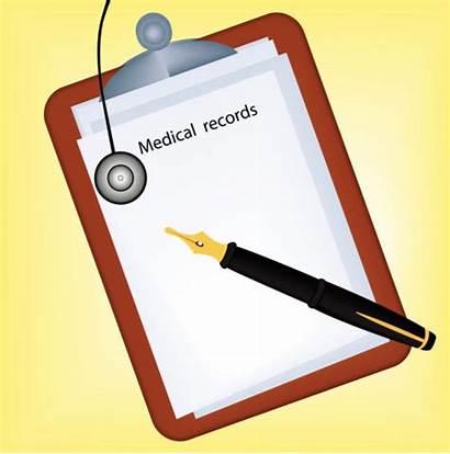 Medical Clipart Record History Health Clip Records
