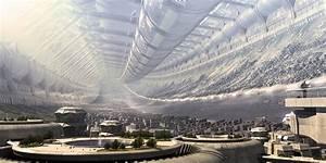 Stanford Torus Space Settlement
