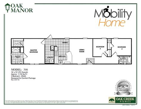 handicap accessible home plans   mobile home
