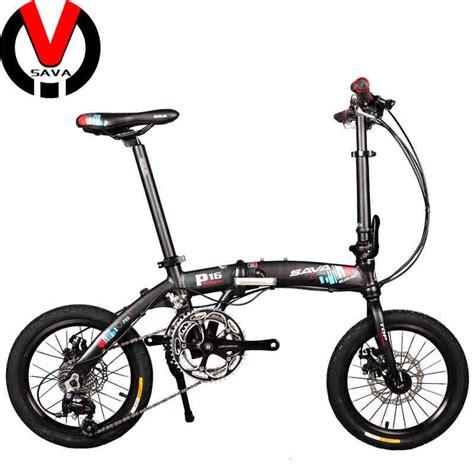 sava p16 unisex mini 16s folding mtb mountain bicycle ultralight foldable bike 16 bicicleta