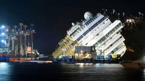 costa concordia videos at abc news video archive at