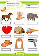 Letter H Words Letter Words That Start With C Parents And Teachers Utilize These Letters Of The Alphabet Worksheets Kids Under 7 Circle The Correct Spelling Of 39 C 39 Words