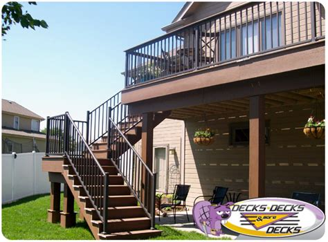 Who Owns The Deck Company by Low Maintenance Photo Gallery Decks Decks And More