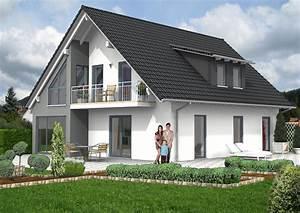 Fertighaus Mit Satteldach : hausbau satteldach ~ Sanjose-hotels-ca.com Haus und Dekorationen