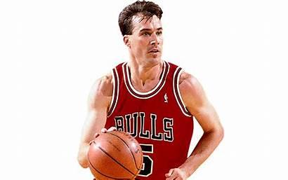 Paxson John Bulls Basketball Chicago History Roster