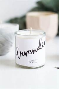best 25 handmade candles ideas on pinterest diy candles With free printable candle labels