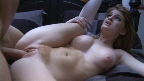 Plumper Redhead Seems To Be Smaller Than Her Mans Dick
