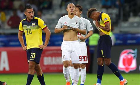 Qatar, which will make its copa debut, is the host of the 2022 world cup. Copa America: Ecuador and Japan eliminated after draw ...