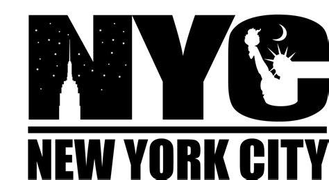 nyc logo design new york city brands of the world vector