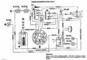Vespa Wiring Diagrams  U0e43 U0e19 U0e1b U0e35 2020