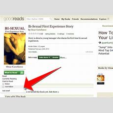 How To Add A Book To A Shelf On Goodreads 5 Steps (with Pictures