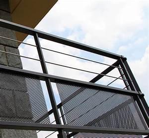 Garde Corps Terrasse Aluminium : garde corps ext rieur ~ Melissatoandfro.com Idées de Décoration