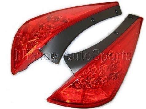 nissan 350z tail lights nissan 350z z33 oem led tail lights ls left right ebay