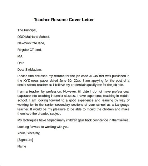 Resume Cover Letters For Teachers by Bachler Learning The Refer Essay Exles Part Analysis